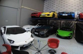 Pasar Supercar di Indonesia Turun 80 Persen
