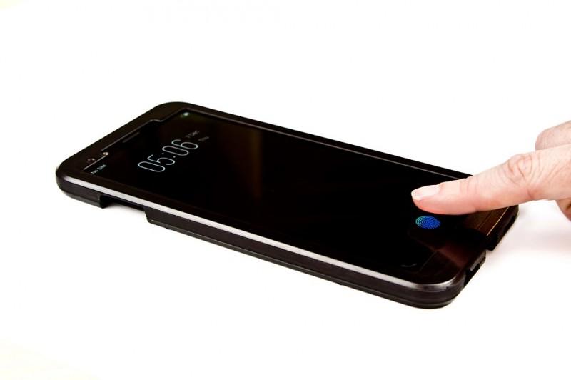 Vivo akan jadi perusahaan pertama yang menggunakan sensor pada layar. (Synaptics)