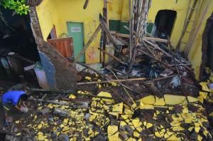 Jokowi Instruksikan BNPB dan Kementerian PUPR Tangani Gempa Tasik