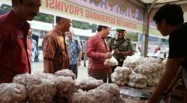 Stok Pangan di Papua Mencukupi dan Harga Terkendali