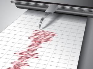 Guncangan Kuat akibat Titik Gempa di Darat