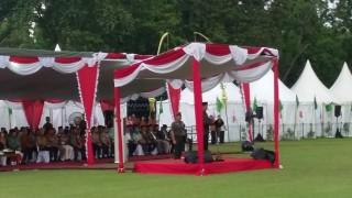 Presiden Jokowi Minta Banser dan Kokam Teruskan Perjuangan Ulama