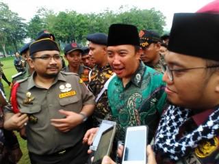 Banser dan Kokam Janji Perkuat Keindonesiaan