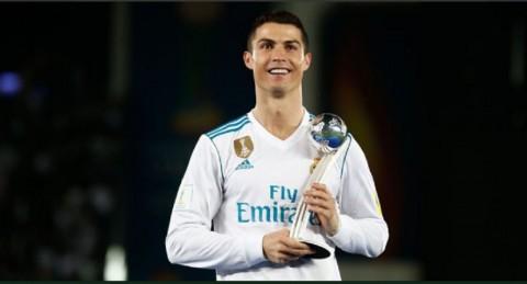 Cristiano Ronaldo Antar Madrid Juarai Piala Dunia Antarklub