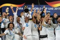 Madrid Juara Piala Dunia Antarklub 2017