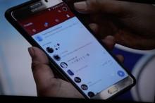 Warga Denpasar Masih Tertarik Belanja Telepon Seluler