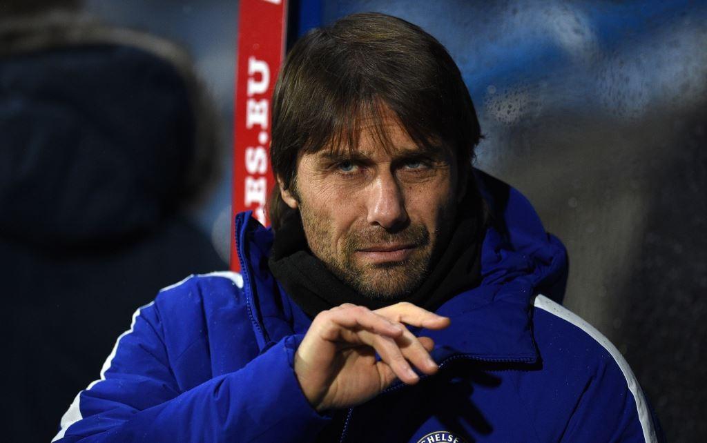 Antonio Conte (Foto: AFP/Oli Scarff)