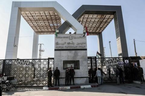 Mesir Buka Perbatasan Gaza Selama Empat Hari