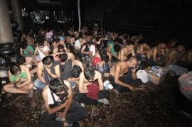 BNN Gerebek Diskotek MG, 120 Pengunjung Positif Narkoba