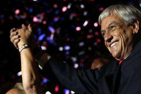 Miliarder Konservatif Menang Telak di Pilpres Chile