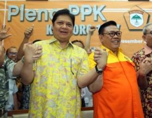 Golkar Tegaskan Komitmennya Dukung Jokowi