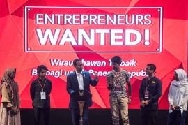Jokowi Jadi Investor Lima Startup