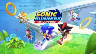 Sonic Runners Adventure Berlari 20 Desember