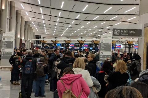 Listrik Padam di Bandara Atlanta, Ribuan Penumpang Telantar
