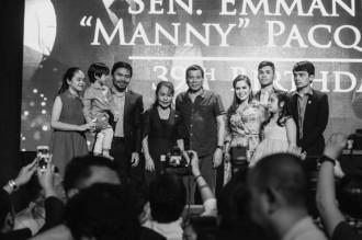 Duterte Ingin Manny Pacquiao Jadi Presiden Filipina