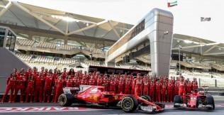 Februari, Ferrari Bakal Luncurkan Desain Mobil F1 2018