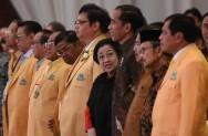 Jokowi Ungkap Adanya Grup di Partai Golkar