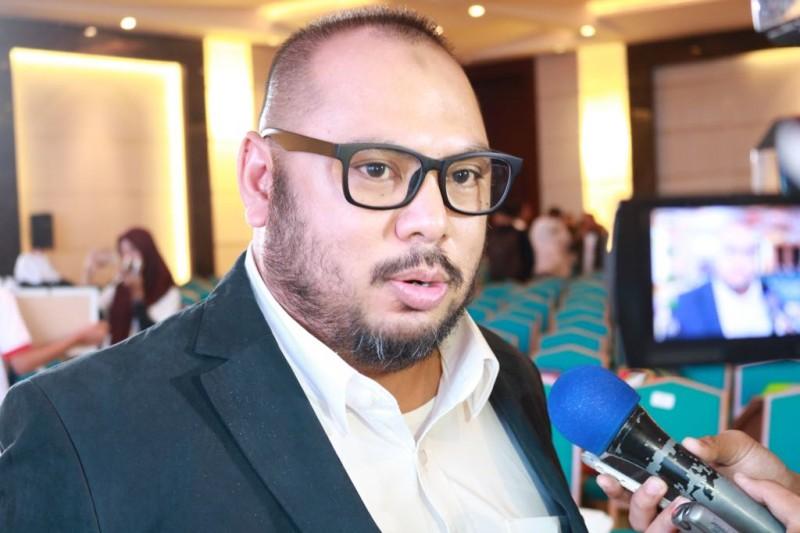 Direktur Utama Metrotvnews.com Mohammad Mirdal Akib - Medcom.id/Husen Miftahudin,