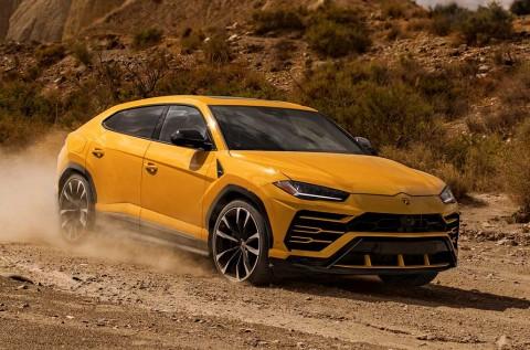 Harga Lamborghini Urus Bisa Sentuh Rp14 Miliar Medcom Id