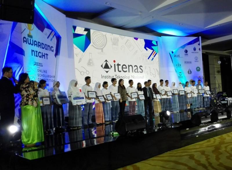 Pemenang beasiswa OSC with Avitex 2017 (Foto:Pelangi Karismaristi)