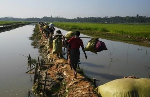 Ten Bodies Found in Myanmar Mass Grave: Army