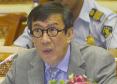 Menteri Yasonna <i>Warning</i> Jajaran Dirjen PAS