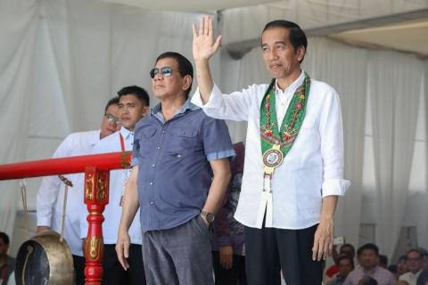 Indonesia Kerja Sama Pembangunan dengan Filipina di Laut Sulu
