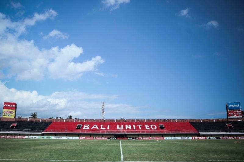 Salah satu sudut Stadion I Wayan Dipta, markas Bali United (Dok. Bali United)