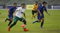 Gol Pemain Binaan Barito Putri Bawa Siliwangi FC Bungkam Jakarta 69