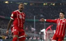 Gasak Dortmund, Bayern Muenchen ke Perempat Final DFB Pokal