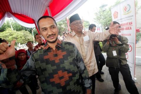 Abraham Samad dan Kriminalisasi Pimpinan KPK