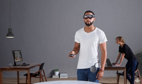 Begini Penampakan Kacamata Gabungan AR dan VR Ciptaan Magic Leap