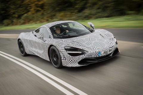 McLaren Pastikan Bikin Mobil Listrik