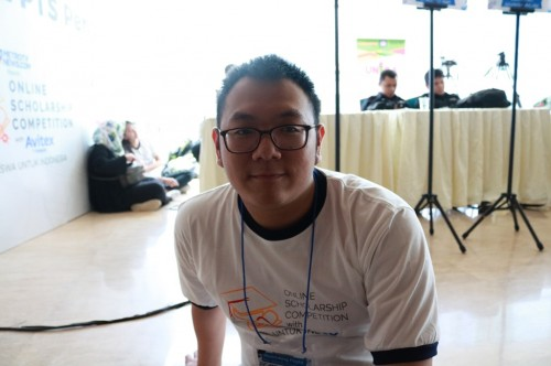 Ricky Yantho, mahasiswa UMN jebolan OSC 2016, Medcom.id - Husen