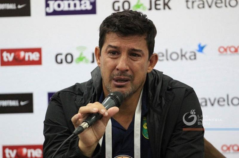 Coach Alfredo Vera. (Foto: Dok Liga Indonesia)