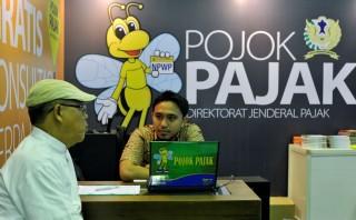 Penerimaan Pajak di DJP 1 Jabar Capai Rp23,8 Triliun