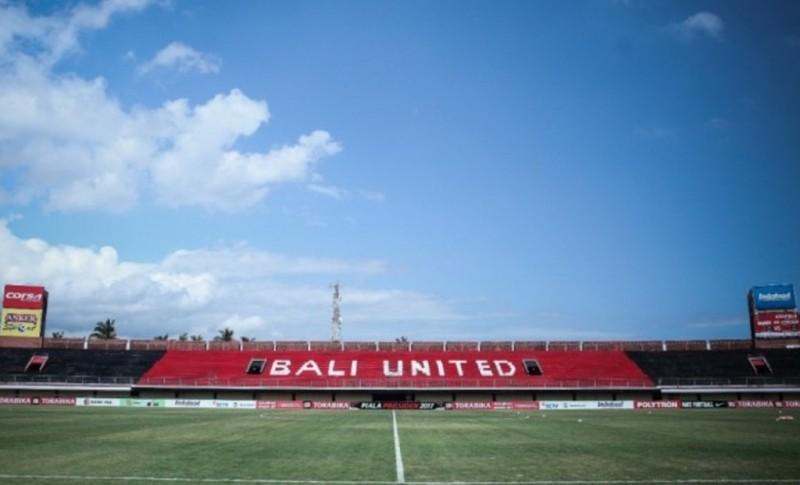 Stadion I Wayan Dipta, Gianyar, Bali (Dok. Bali United)
