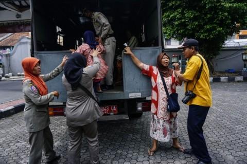 Jumlah PMKS di Jakarta Turun 45 Persen
