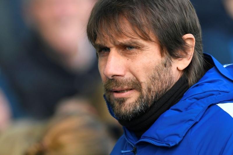 Antonio Conte. (AFP PHOTO / Paul ELLIS)