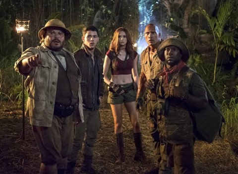 Dwayne Johnson Takjub dengan Respons Film Jumanji: Welcome To The Jungle