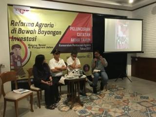 Konflik Agraria Tersebar di Seluruh Provinsi di Indonesia