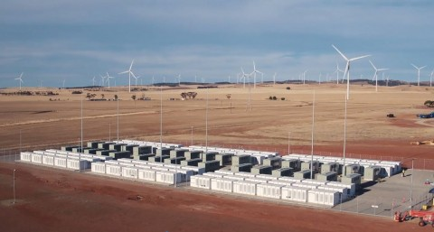 Sistem Baterai Tesla di Australia Punya Waktu Tanggap Paling Cepat