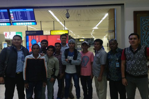 Tujuh Warga Filipina Dideportasi dari Manado