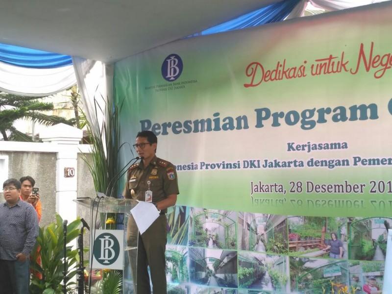 Wakil Gubernur DKI Jakarta Sandiaga Salahuddin Uno. Foto: Nur Azizah/Medcom.id