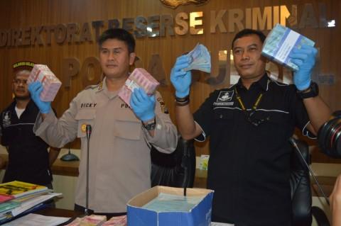 Pejabat Pemprov Sulsel Tertangkap Tangan Korupsi