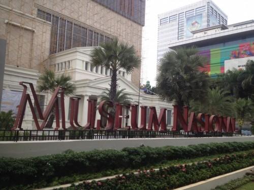 Gedung Museum Nasional. (Foto: Medcom.id/Inten Suhartien).