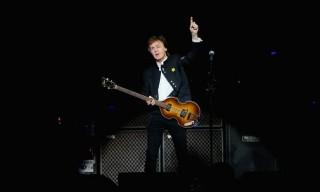 Paul McCartney Raih Rp1,7 Triliun dari Tur Konser Selama 2017