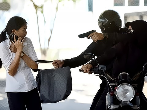 Kejahatan Jalanan di Ibu Kota Menurun di 2017