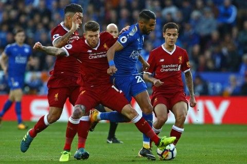 Susunan Pemain Liverpool Vs Leicester City Medcom Id