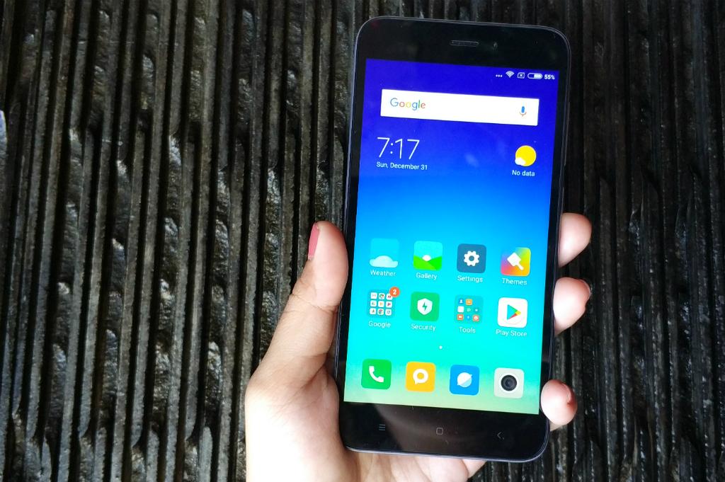 Xiaomi Redmi 5A.